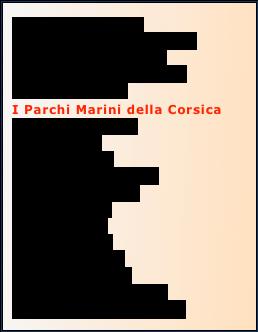 Parchi marini della corsica